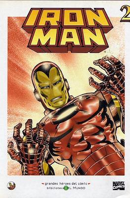 Grandes héroes del cómic (Rústica) #18