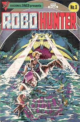 Robo-hunter #3