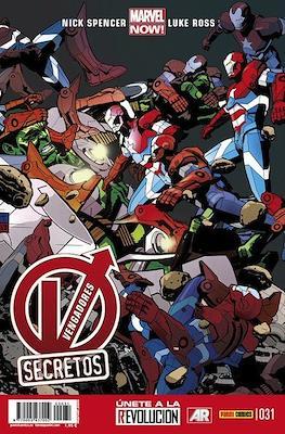 Vengadores Secretos (2011-2015) (Grapa) #31