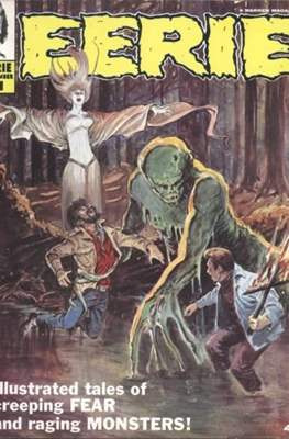 Eerie (Comic Book) #11