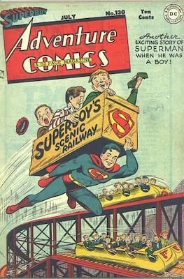New Comics / New Adventure Comics / Adventure Comics (1935-1983; 2009-2011) (Saddle-Stitched) #130