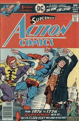 Action Comics Vol. 1 (1938-2011; 2016-) (Comic Book) #463