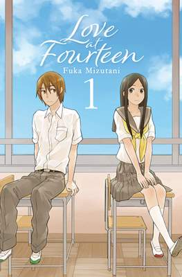 Love at Fourteen (Rústica) #1