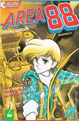 Area 88 (Softcover) #2