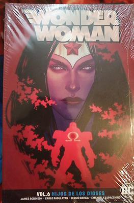 Wonder Woman (2017-...) (Rústica) #6