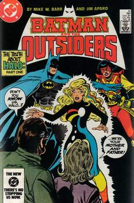 Batman and the Outsiders (1983-1987) (Comic Book) #16