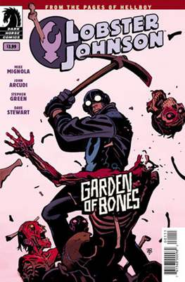 Lobster Johnson (Comic Book) #27