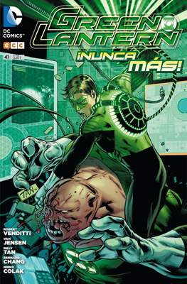 Green Lantern. Nuevo Universo DC / Hal Jordan y los Green Lantern Corps. Renacimiento (Grapa) #41