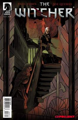The Witcher (Comic-book) #3