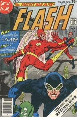 Flash vol. 1 (1959-1985) (Grapa, 32 págs.) #252