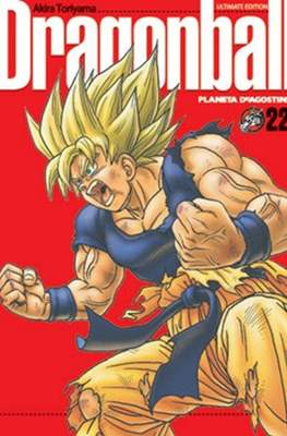 Dragon Ball - Ultimate Edition (Kanzenban) #22