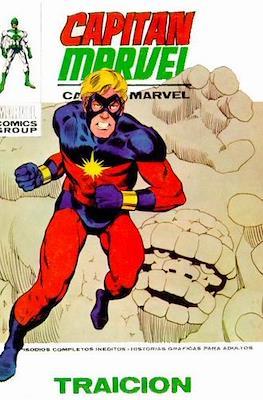 Capitán Marvel Vol. 1 (1969-1974) (Rústica) #11