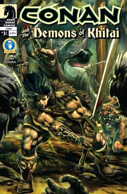 Conan and the Demons of Khitai (Comic-book) #3