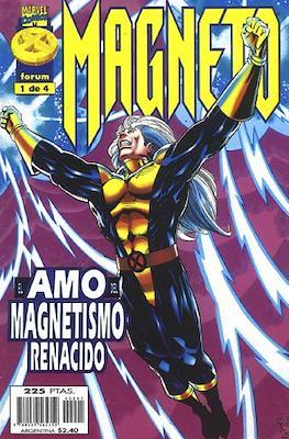 Magneto (Grapa. 17x26. 24 páginas. Color. 1997) #1