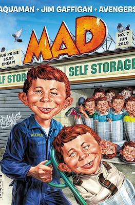 Mad Vol. 2 (Magazine 56 pp) #7