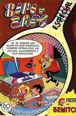 Zipi y Zape Especial / ZipiZape Especial (Grapa 76-100 pp) #70