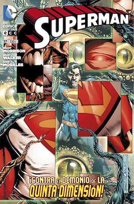 Superman. Nuevo Universo DC / Renacimiento (Grapa) #17