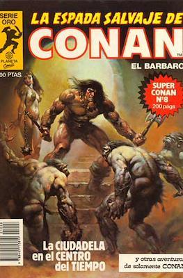 Super Conan. La Espada Salvaje de Conan (Cartoné 1ª Edición.) #8