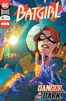 Batgirl Vol. 5 (2016-2020) (Comic Book) #43