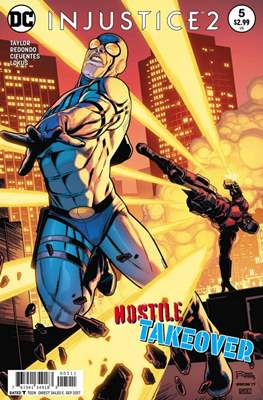 Injustice 2 (Comic Book) #5