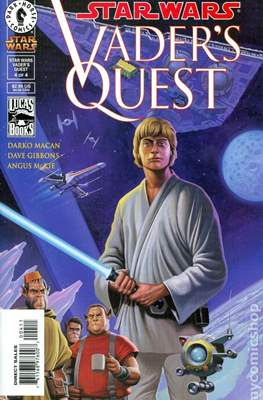 Star Wars - Vader's Quest (1999) (Comic Book) #4