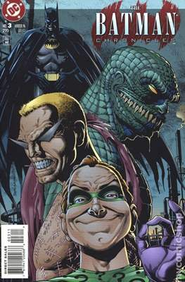 The Batman Chronicles (1995-2000) (Grapa) #3