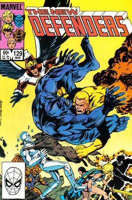 The Defenders vol.1 (1972-1986) #129