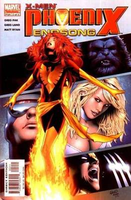 X-Men: Phoenix Endsong (Comic Book) #2