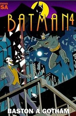 Batman (Cartonné. 46 pp) #4