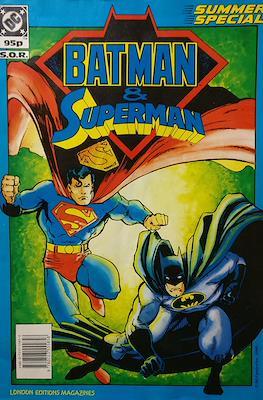 Batman & Superman Summer Special