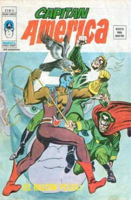 Capitán América Vol. 3 (1975-1980) (Grapa) #10