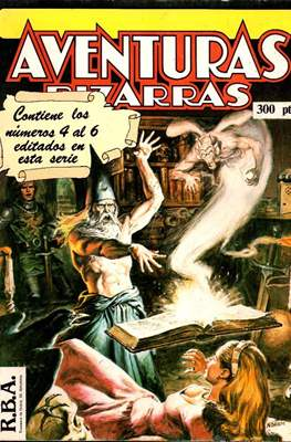 Aventuras Bizarras (Retapado Rústica) #2