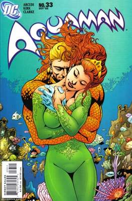 Aquaman Vol. 6 / Aquaman: Sword of Atlantis (2003-2007) (Comic Book) #33