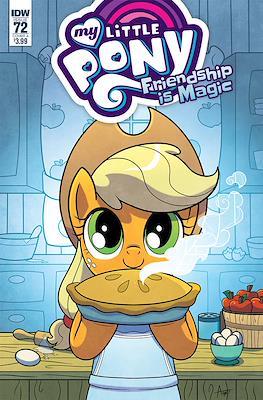 My Little Pony: Friendship Is Magic (Comic-Book) #72