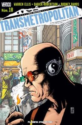 Transmetropolitan (Rústica 48-144 pp) #18