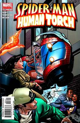 Spider-Man / The Human Torch (Comic Book) #3