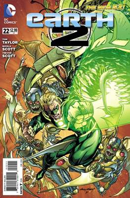 Earth 2 (2012-2015) (Grapa) #22