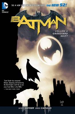 Batman Vol. 2 (2011-2016) (Softcover) #6