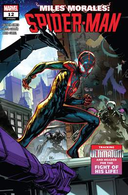 Miles Morales: Spider-Man (2018) (Comic Book) #12
