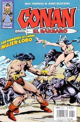 Conan el Bárbaro (1998-2001) (Grapa 24 pp) #50