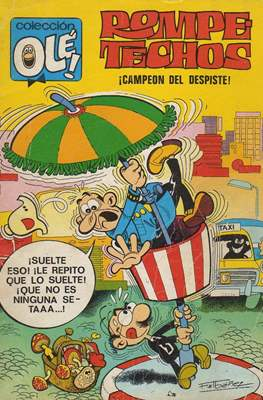 Colección Olé! (1ª Edición - Rústica, 64-80 páginas) #36