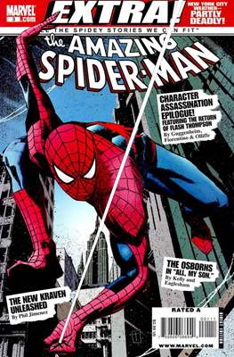 The Amazing Spider-Man: Extra! (Comic-Book) #3