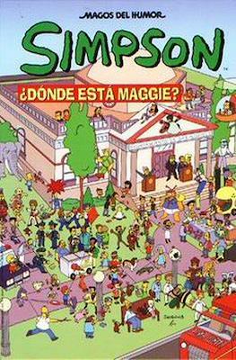 Magos del humor Simpson #2