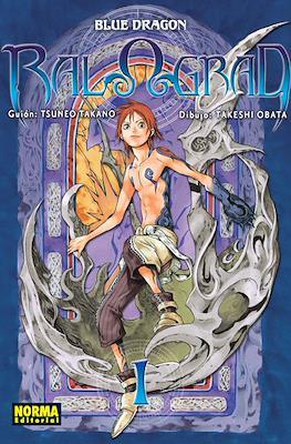 Blue Dragon: RalΩGrad (Rústica con sobrecubierta) #1