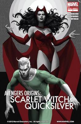 Avengers Origins (Comic Book) #3
