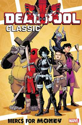 Deadpool Classic (Softcover) #23