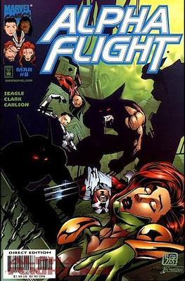 Alpha Flight Vol. 2 (1997-1999) #8