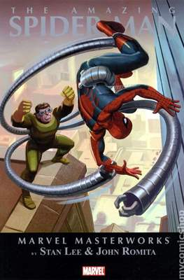Marvel Masterworks: The Amazing Spider-Man (Softcover) #6