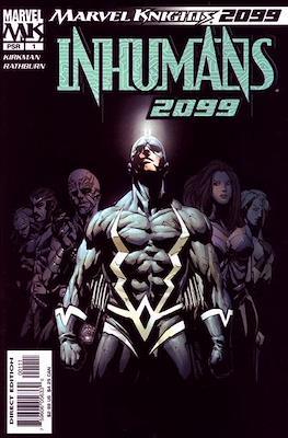 Inhumans 2099. Marvel Knights