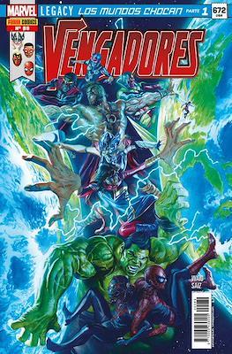 Los Vengadores Vol. 4 (2011-) (Grapa) #89